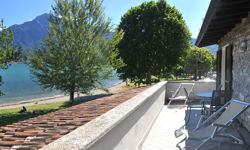 Apartment first floor Villa Carolina Domaso lake Como Bellagio