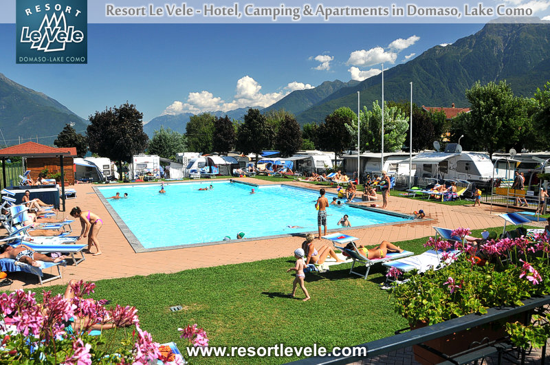 hotel resort Le Vele swimming pool
