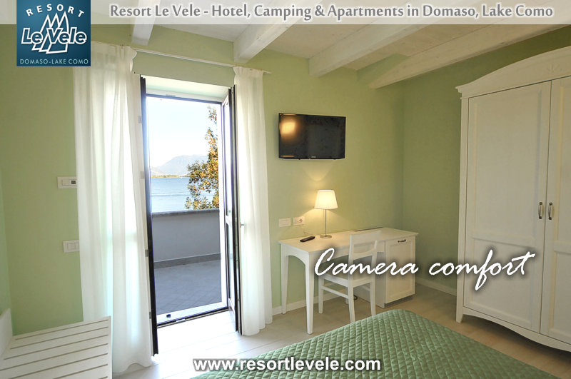 comfort room villa carolina domaso lake como