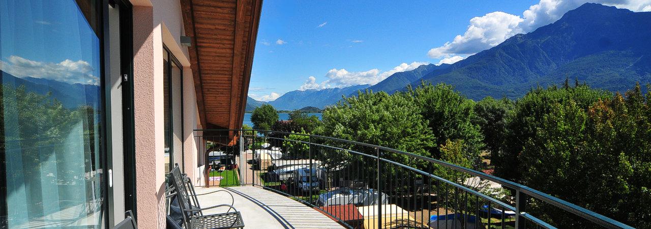 hotel resort le vele domaso lac de c me hotel